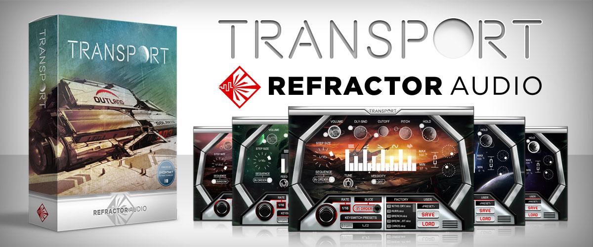 Refractor Audio