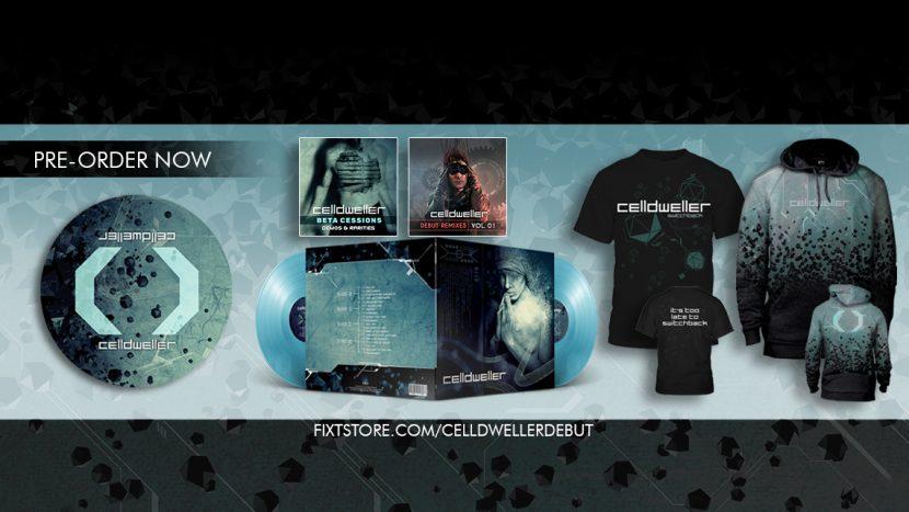 Celldweller Announces Debut Album on Vinyl + Details For Demos/Rarities & Remixes Digital Collections