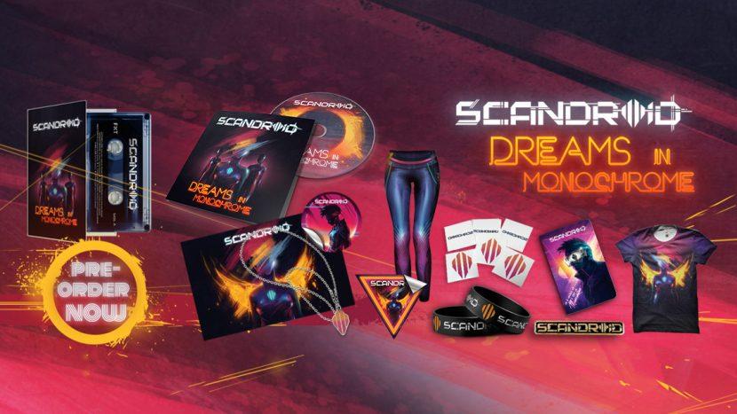 "Scandroid Release ""2518"" (Arcade High Remix)"