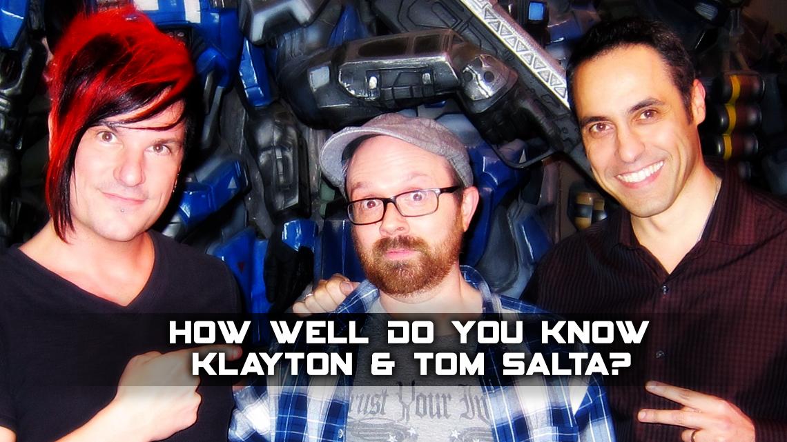Quiz: How Well Do You Know Klayton & Tom Salta?